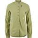 Klättermusen W's Tyr Shirt Sage Green